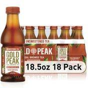 Gold Peak Unsweetened Black Tea Bottles