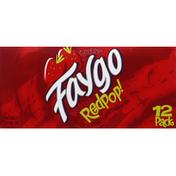 Faygo Soda, Dee-licious Redpop!