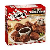 T.G. I. Friday's Crispy Chicken Wings Honey BBQ Style Sauce