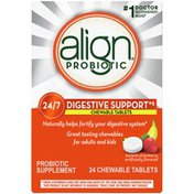 Align Probiotic, #1 Doctor Recommended Brand, Chewable Probiotic For