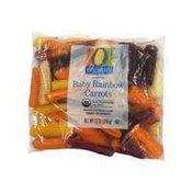 O Organics Organic Baby Rainbow Carrots
