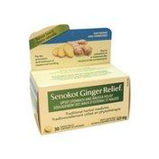 Senokot Ginger Relief Tablets