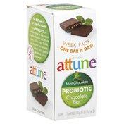 Attune Probiotic Chocolate Bars, Mint Chocolate