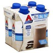 Atkins Cookies & Creme Nutrition Shake