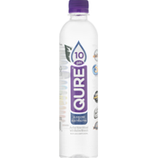 Qure Purified Water, pH 10