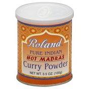 Roland Curry Powder, Hot Madras