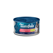 Blue Buffalo Food for Cats, Salmon Entree in Gravy, Flaked