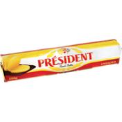President Unsalted Butter Roll