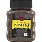 Café Bustelo Coffee, Instant, Freeze Dried, 100% Colombian