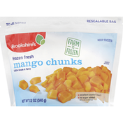 Brookshire's Mango Chunks, Frozen Fresh