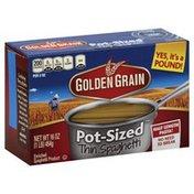 Golden Grain Pasta, Pot Sized, Spaghetti, Thin, Box