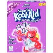Kool-Aid On-The-Go Sugar-Free Grape Powdered Soft Drink