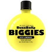 BuzzBallz Stiff Lemonade Mixed Drinks