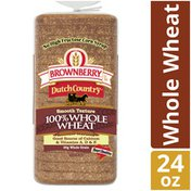 Brownberry Dutch Country 100% Whole Wheat Bread