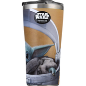 Tervis Tumbler with Lid, Star Wars Mandalorian Stare, 20 Ounce