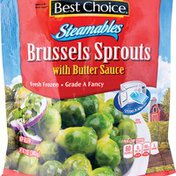 Best Choice Brussel Sprouts With Butter Sauce
