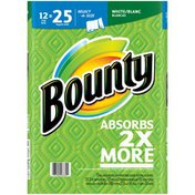 Bounty White Select-A-Size Paper Towels