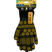 MidWest Quality Gloves, Inc. Work Gloves, S/M