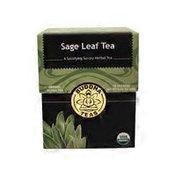 Buddha Teas Sage Leaf Tea ORGANIC HERBAL TEA BAGS