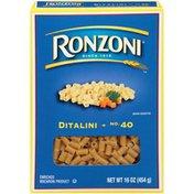 Ronzoni Ditalini