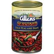 Allens Seasoned Field Peas & Snaps
