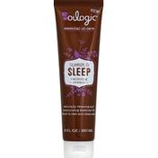 Oilogic Calming Cream, Slumber & Sleep