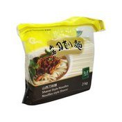 T&T Dry Dushao Flat Noodles