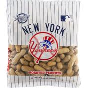 Hampton Farms Roasted Peanuts New York Yankees