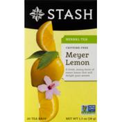 Stash Tea Herbal Tea Meyer Lemon
