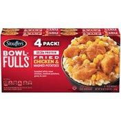 Stouffer's Fried Chicken & Mashed Potatoes