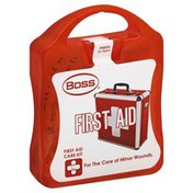 Boss First Aid Care Kit