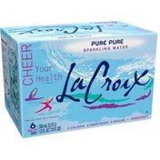 LaCroix Sparkling Water, Pure Pure