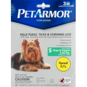 PetArmor Pet Armor For Small Dogs & Puppies