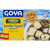 Goya Octopus Style Squid Pieces in Olive Oil