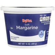 Hy-Vee 80% Vegetable Oil Soft Margarine Spread