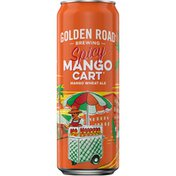 Golden Road Brewing Spicy Mango Cart Ale Beer Cans