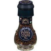 Drogheria & Alimentari®  Organic Black Peppercorns Mill