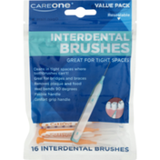 CareOne Straight Interdental Brushes