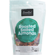 Essential Everyday Almonds, Salted, Roasted