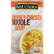 Best Choice Soup, Chicken Noodle, Chunky