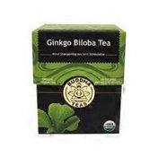 Buddha Teas Organic Herbs Gingko Biloba Tea