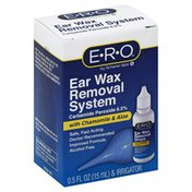 Ero Ear Wax Removal System, with Chamomile & Aloe