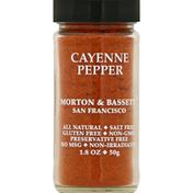 Morton & Bassett Spices Cayenne Pepper