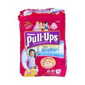 Huggies Pull-Ups Cool Alert Disney Princess Size 4T-5T Training Pants - 19 CT