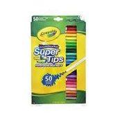 Crayola Washable Super Tips Markers