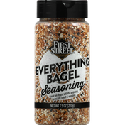 First Street Seasoning, Everything Bagel