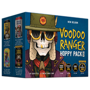Voodoo Ranger Beer, IPA, Hoppy Pack