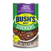 Bush's Best Sidekicks Taco Fiesta Black Beans