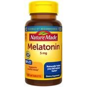 Nature Made Melatonin 5 mg Tablets Bonus Bottle