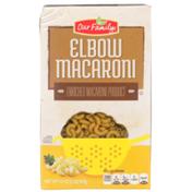 Our Family Enriched Macaroni Product, Elbow Macaroni